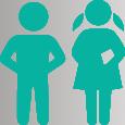 Los Centros para el Control y la Prevención de Enfermedades (CDC, por sus siglas en inglés) recomiendan vacunar contra el VPH a los niños y niñas a los 11 o 12años de edad.